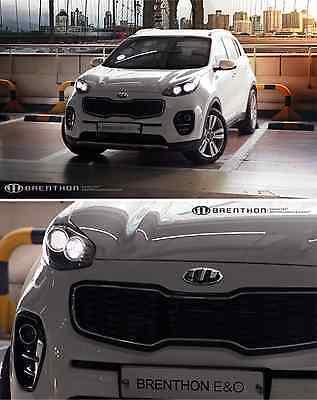 Brenthon Emblem Set (7 spots)  for Kia 2016 2017 2018 2019 2020 SPORTAGE