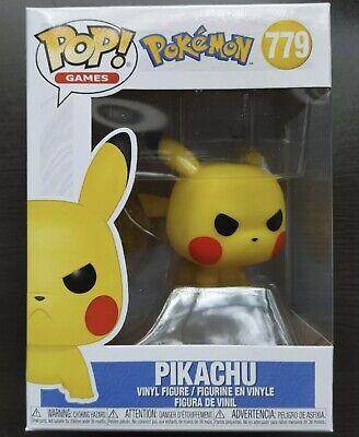 Funko Pop Pikachu #779 in Attack Stance Pokemon *IN STOCK*
