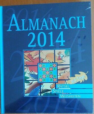 +++ A L M A N A C H  +++,  2014,   Neu und in