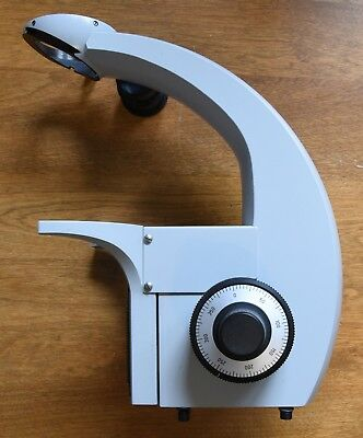 Carl Zeiss Germany Polarizing Pol Standard 18 Microscope Arm In Great Shape