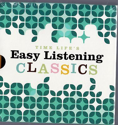 Easy Listening Classics/Time Life's Movie Classics [Box] by Various Artists (CD,