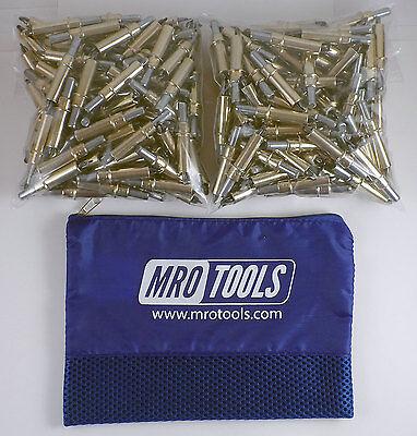200 316 Cleco Sheet Metal Fasteners W Mesh Carry Bag K2s200-316