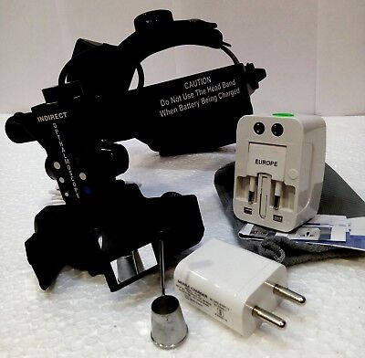 Indian Wireless Indirect Ophthalmoscope Mgv-111