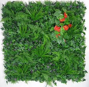 Artificial (fake) Vertical Gardens / Plant Walls - Tens of Styles Carrum Downs Frankston Area Preview