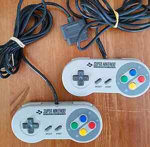 SNES and N64 Controllers Kogarah Rockdale Area Preview