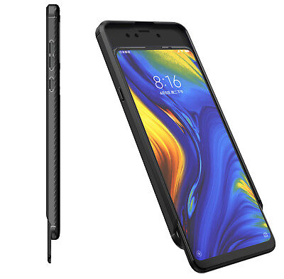 Xiaomi Mi Mix 3 Handy Slider Hülle Case Schale TPU dünn schwarz 2.Haut Mix3 NEU! - 3 Slider-handy