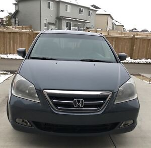 2006 Honda Odyssey EXL