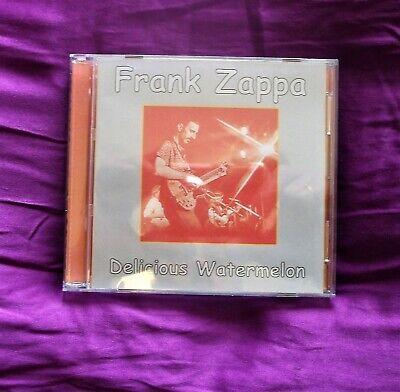 Frank Zappa Double C.D  - Delicious Watermelon