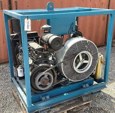 5000 Psig Diesel Engine Driven High Pressure Compressor