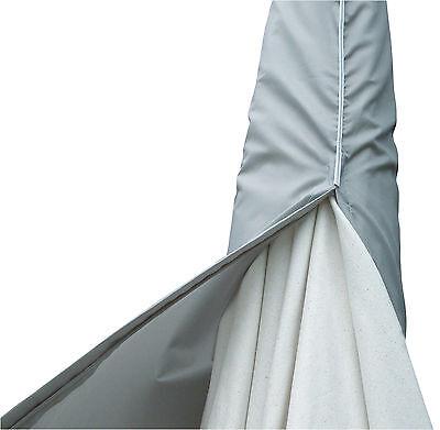 Schutzhülle Gartenschirmhaube,hülle, für Sonnenschirm 230x45 cmØ 3,5m ETGF0006