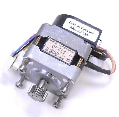 Shinano Kenshi Sth-39d1100-07 Stepper Motor 17z60 W Optical Encoder E2-200-197