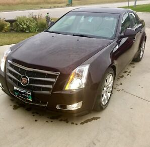 2008 Cadillac CTS AWD excellent shape 134 km 10,900 OBO