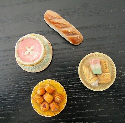 VINTAGE DOLLS HOUSE FOOD