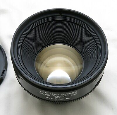 Canon 50mm T/0.95 DREAM lens Rehoused in LPL mount EXC+ K35 KOWA Prominar MINI L