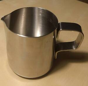 Stainless Steel Espresso Coffee Pitcher (150ml) Waitara Hornsby Area Preview