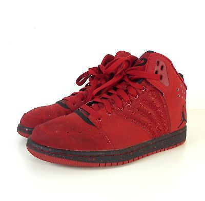 86221b8e06a0 NIKE Air Jordan 1 Flight 4 Herren Sneaker Basketball Rot Gr. EUR 40 (K266)