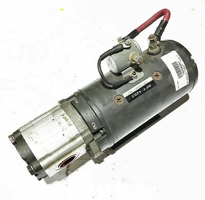 Hydraulic Pump Assembly For Case New Holland Cnh 197540a1 Mfy-4203