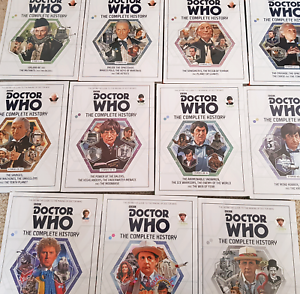Doctor Who Complete History (11 issues)