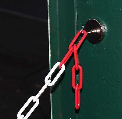7 Stück Magnet Haken 2,28€/Stk. Magnethalter Schlüsselhaken Magnethaken