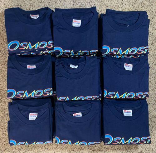 (40) Original 2000 Osmosis Jones Movie Promo Shirts C Rock B Murray NewOldStock