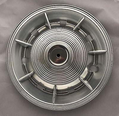 """Genuine New Old Stock Lambretta - Vespa Ulma / Vigano Style 10"""" Wheel Disc."""
