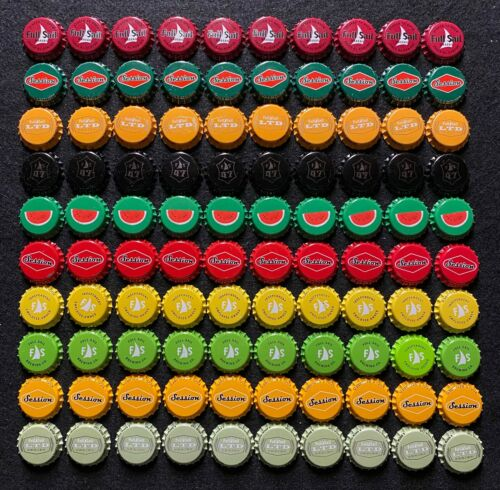 100 Full Sail Session Beer Caps/Crowns  - new