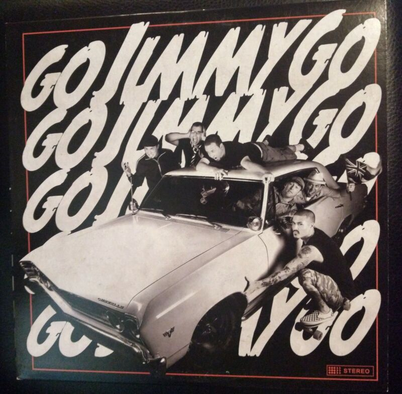 Go Jimmy Go L. P. (never played)
