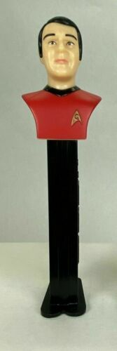 Pez Dispenser Star Trek Scotty China 5.9