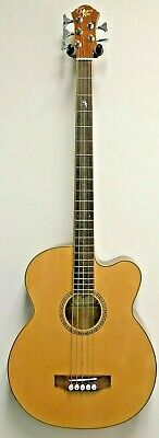 Michael Kelly Firefly 5 String Acoustic Electric Bass