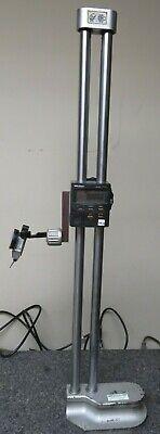 Mitutoyo - Model 192-618 - 0-240-600mm Dual Column Height Gage - Nx26