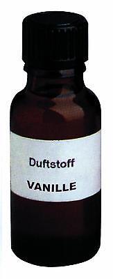 1,80€/10ml, Vanille Nebelfluid Duftstoff, 30ml, Duft für Nebelmaschinen NEU