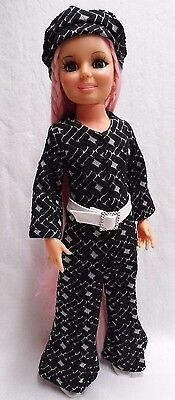 """__ JUMPSUIT__3 pc for vintage 17 1/2"""" Ideal Crissy,Tressy,Brandi or Kerry doll 2"""