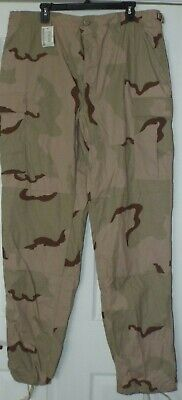 US Military Army Air Force OEF OIF DCU Desert Combat Uniform Trousers Pants NWT](Us Army Air Force Uniform)