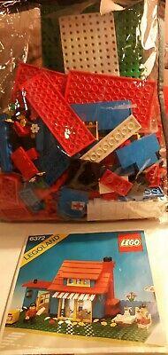 Lego Legoland 2 sets 1980 Vintage Town House and Hospital Set