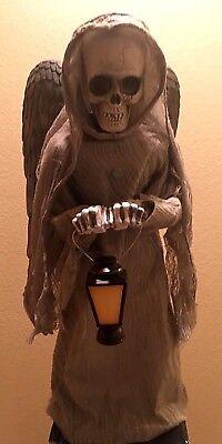 Spirit Halloween Grim Graven Angel Halloween Prop Graveyard Decoration