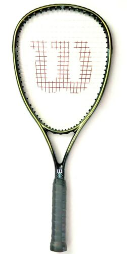 "Wilson Sledge Hammer 6.3 110 Sq In Tennis Racket 4 5/8"" Grip - Minty"