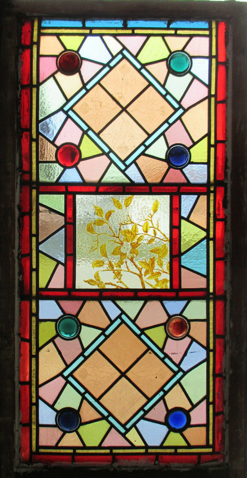Antique Stained Glass Windows For Sale Ebay