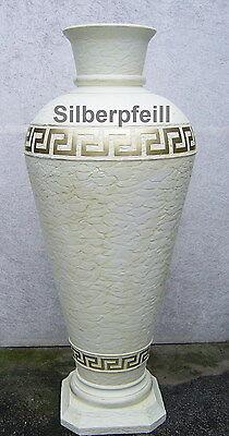 Große Amphore Vase Pokal Säule Sehr Groß Dekoration Möbel Bodenvase Deko 1 F108