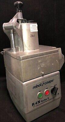 Robot Coupe R4n Series D Heavy Duty 5.5qt Food Processor