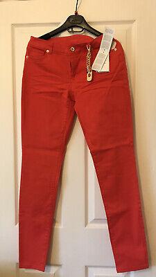 Michael Kors Coral Jeans Size 8