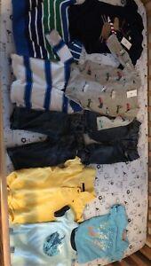 Clothes 3-6 months boys lot