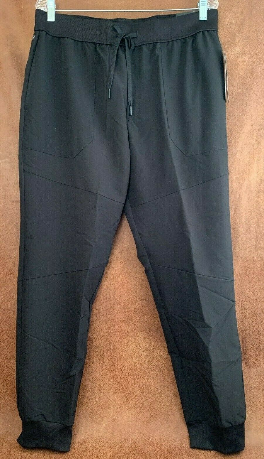 Russell Training Fit Slim Woven Jogger Pants, Men's L, RM493