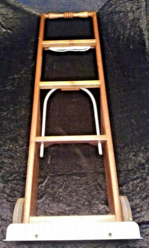 VINTAGE! Hand Truck Dolly - Fully Functional