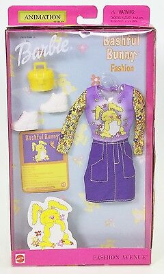 BARBIE FASHION AVENUE ANIMATION STYLES FLOFF FASHION NRFB