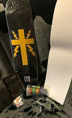 "Reliance Brian Sumner - Cross 8.25"" Complete Skateboard w/ Element Tensor Andale"