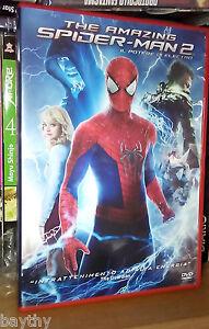 THE-AMAZING-SPIDER-MAN-2-Il-potere-di-Electro-DVD