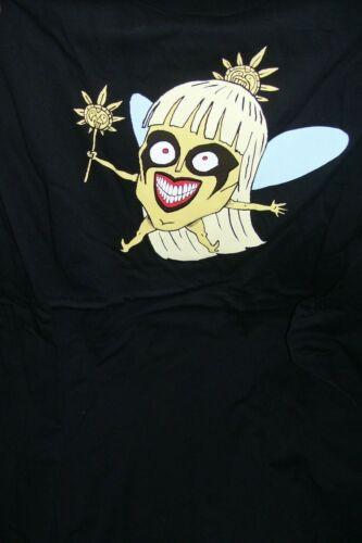 Adult Swim Ballmastrz 9009 Crayzar Fairy t-shirt 2XL Promo