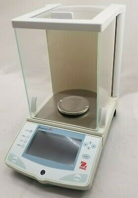 Ohaus Explorer Pro Ep64c D0.1mg Max62g Analytical Balance Pre-owned Untested