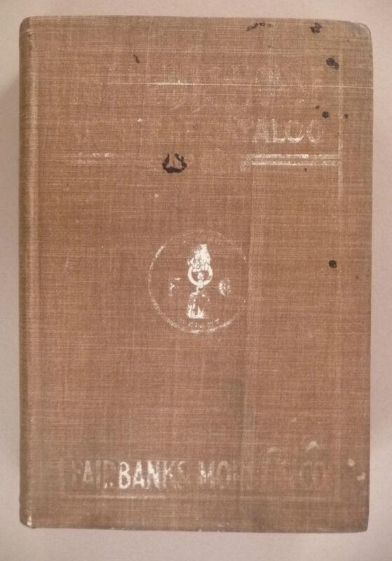 Fairbanks-Morse CATALOG - 1908 ~~ 656 pgs