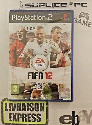 FIFA 12 (NEUF - SOUS BLISTER) - PS2 - JEUX FR comprar usado  Enviando para Brazil